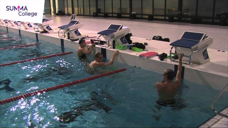 Summa College: student en topsporter Marcel Schouten (+afspeellijst)