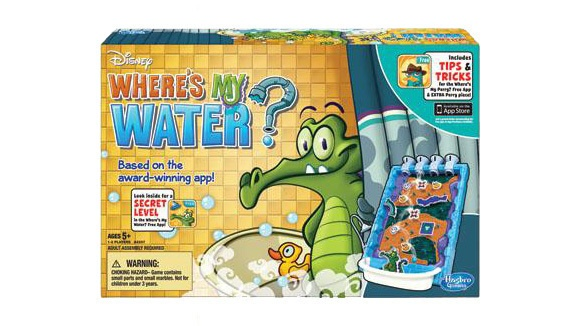 """Win a """"Where's My Water?"""" Game from Hasbro! - Grandparents.com"""