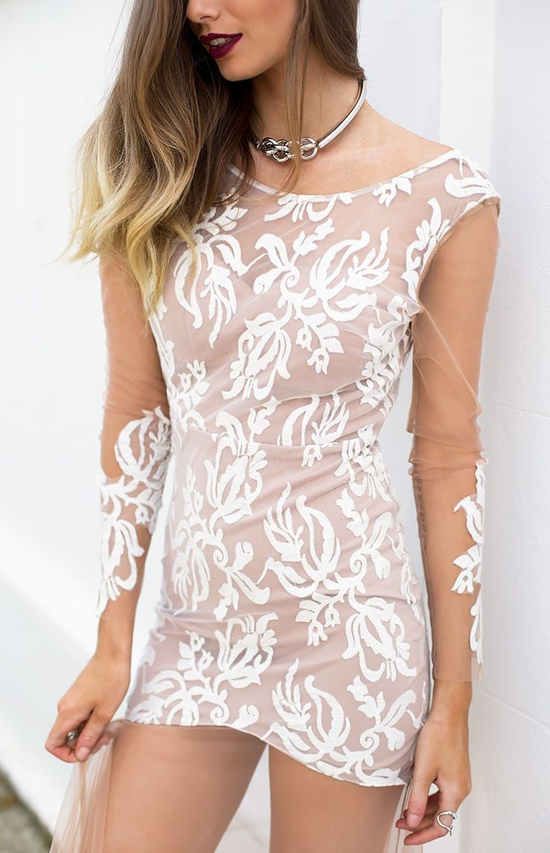 Enchanted Maxi Dress