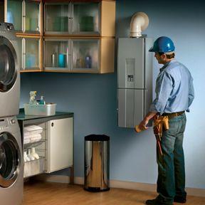 Bob Vila: Tankless Hot Water Heaters: Should I or Shouldn't I?