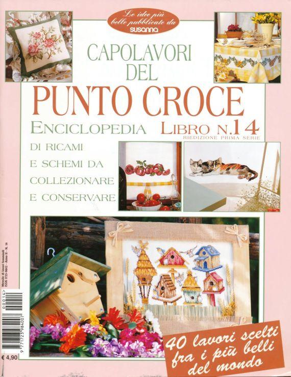 Gallery.ru / Enciclopedia de punto de Cruz 14