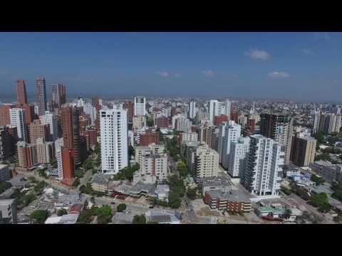 Barranquilla skyview