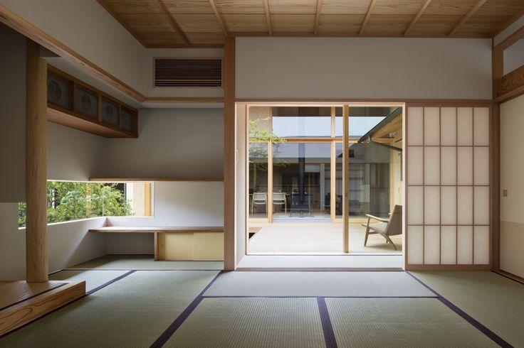 House of Holly Osmanthus / Takashi Okuno