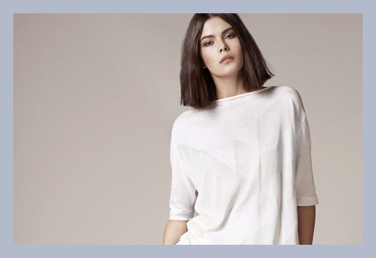SS12 Women's Capsule Collection - Pyrite Top