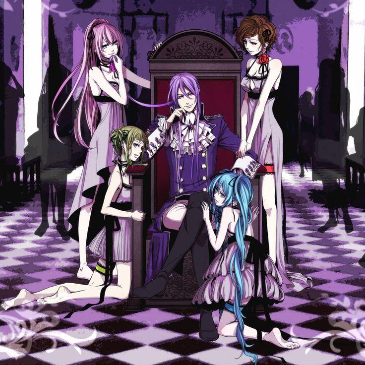 The Madness of Duke Venomania- Kamui Gakupo
