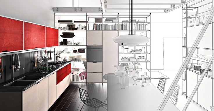 meccanica by demode engineered by valcucine