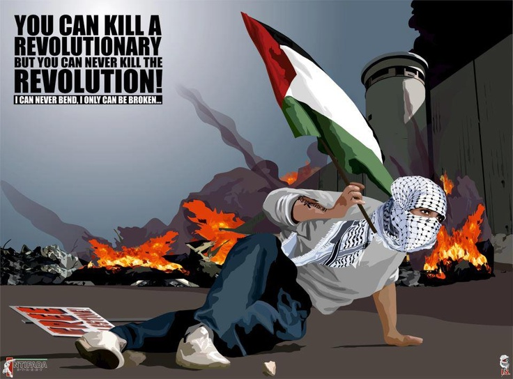 You can kill a revolutionary,  but you can never kill the revolution!    Allahu Akbar!    #free Palestin, save Syria#
