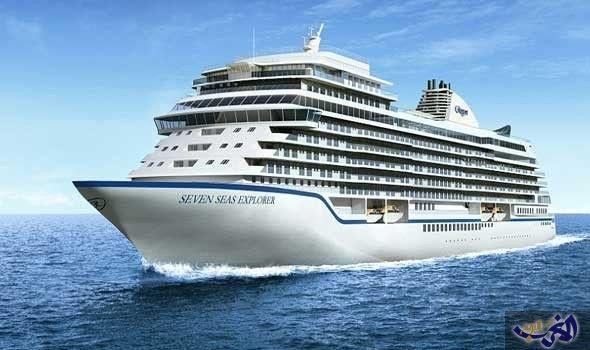 """تعرَّف على أكبر رحلة بحريَّة في العالم…: وُصِفت بأنها""""السفينة السياحية الأكثر فخامة""""على الإطلاق. وهي من المجموعة التي لم يسبق لها مثيل من…"""