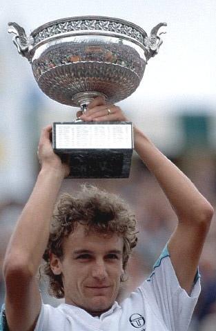Mats Wilander - Really liked him!!