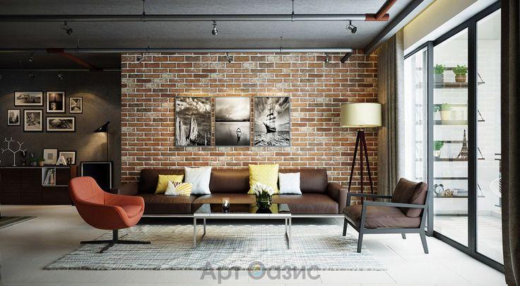 Дизайн помещения в стиле лофт требует детального подбора мебели и аксессуаров в зависимости от выбранного направления для использования пространства. Это может быть квартира-студия, модный офис, современная спальня или даже экслюзивнное решение для детской комнаты.Наверное стоит упомянуть, что модульные картины и фотоколлажи в интерьере стиля лофт – это просто писк моды, которыйактивно используется дизайнерами в оформлении элитного жилья и премиальных студий.Не упускайте и Вы случая…