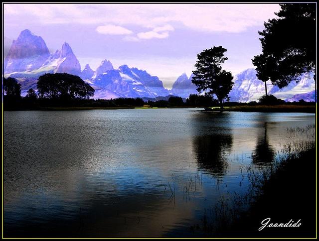 Lago Nordenskold en la Patagonia Sur de chile by Jose Antonio Dionicio Delgado, via Flickr