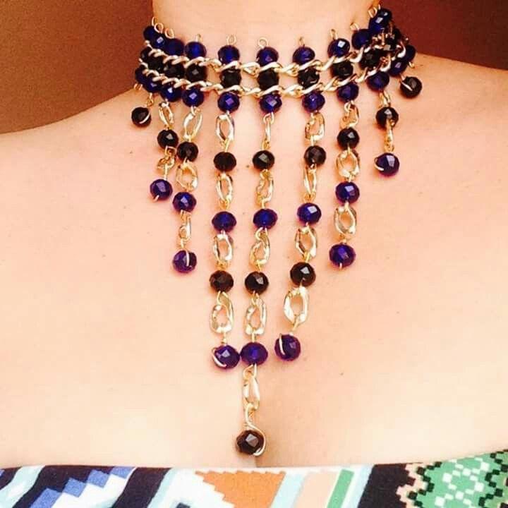 Collar crystal