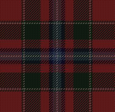 48th Highlanders of Canada Pipes and Drums - Tartans