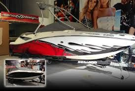 Image result for boat graphics wraps