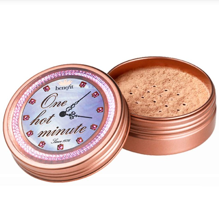 Benefit 'One Hot Minute' is a great all-over bronzer for a healthy glow!