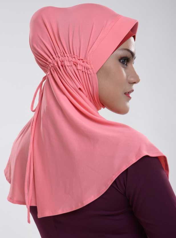 Jilbab model virty more harga Rp 49.000,00