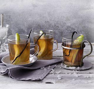 Ein feiner, mild-aromatischer Teegenuss mit frischen Zutaten.