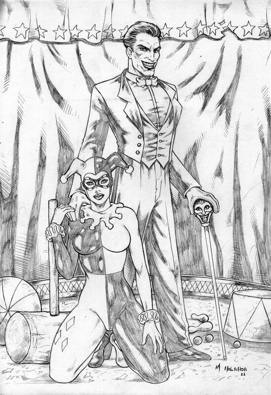 17 best harley quinn images on pinterest  coloring book