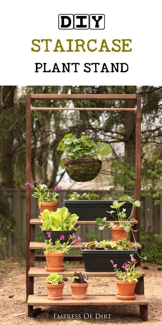 Best 25 Hanging Basket Stand Ideas On Pinterest Solar