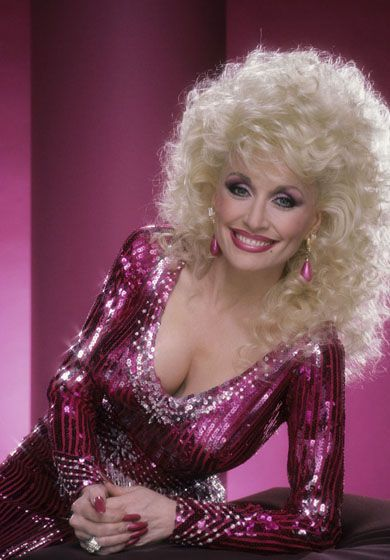 I consider Dolly Parton to be punk. Punk is an attitude, and not necessarily a style of clothing or music. She does whatever the fuck she wants with however much silicone and glitter she wants with it. Girl crush HARD. ✊