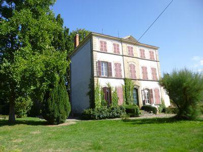 Location de chambres d'hôtes à Chauffailles en Saône-et-Loire