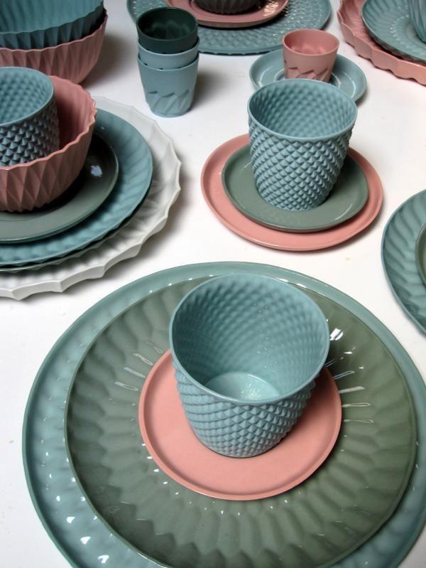 Des céramiques aux couleurs pastel - Frenchy Fancy