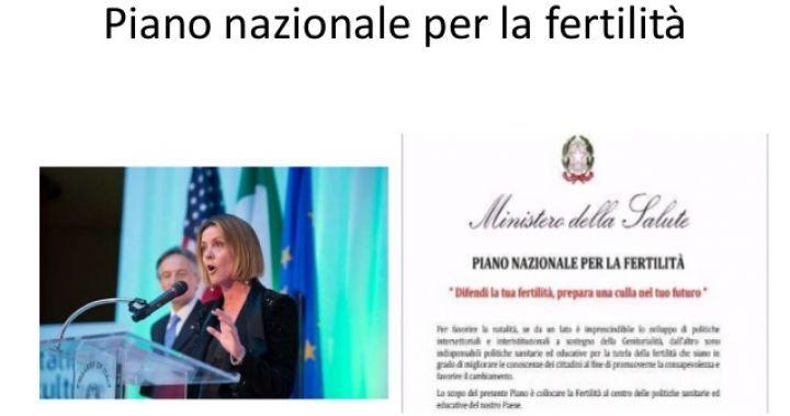 Lettera Aperta al Consiglio dei Ministri della Repubblica Italiana Il rilevante clamore mediatico, sviluppatosi in merito alla campagna promozionale del Fertility day, ci ha consentito di vi…