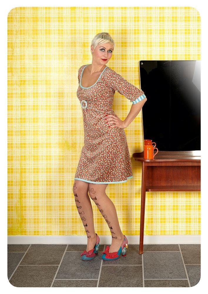 Margot Darlene kjole (00508)