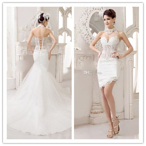 544 best boda/vestidos de novia images on Pinterest | Dream dress ...