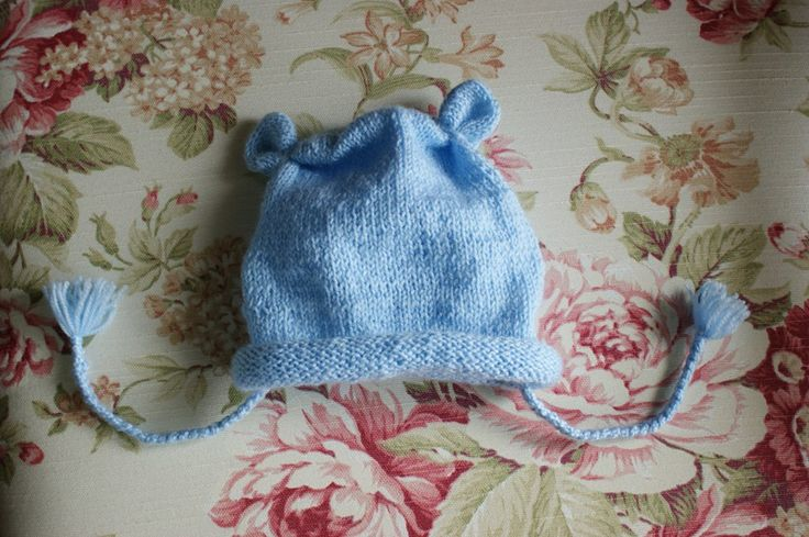 Handmade baby hat :) - by me