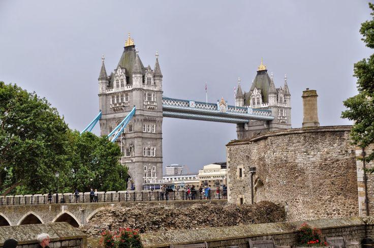 Scuola di viaggio: Il Tower Bridge
