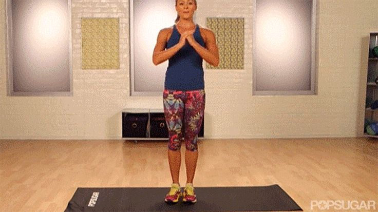 The 5-Minute Thigh Workout - SELF