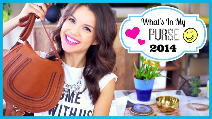 What's In My Purse?! 2014 (+playlist)