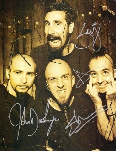 Nothing tops System of A Down.. so in love with all their music!