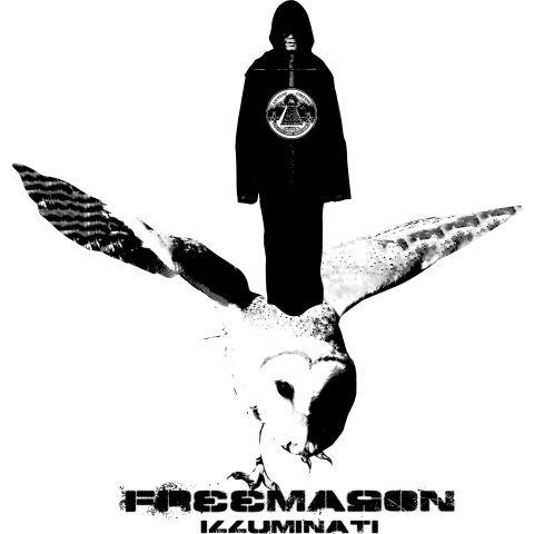 秘密結社フリーメイソン イルミナティ 司教    世界を影で操っていると言われている  秘密結社フリーメイソン、そしてイルミナティ。  フリーメイソン・イルミナティといえば1ドル札のフクロウ、  アメリカ合衆国議事堂のフクロウなどフクロウが大きく関わっている。  イルミナティはフクロウを、古来からシンボルとして重用してきており  「梟のように首をぐるっと360度回し、世間を常に監視している」という説もある。    そんな秘密結社フリーメイソン、そしてイルミナティの  まるで死神のような風貌の司教がフクロウに乗ったスタイリッシュデザイン。  ヴィンテージ風のFreemason Illuminatiの英文字がさらに  秘密結社フリーメイソン、イルミナティのイメージを強くしています。