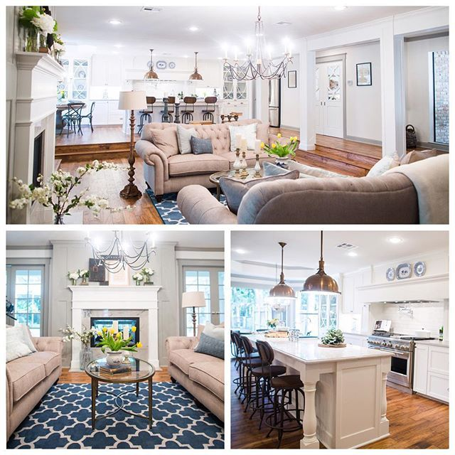 Lots Of Trim Details From Last Night 39 S Fixerupper Hgtv Chip And Joanna Gaines Pinterest
