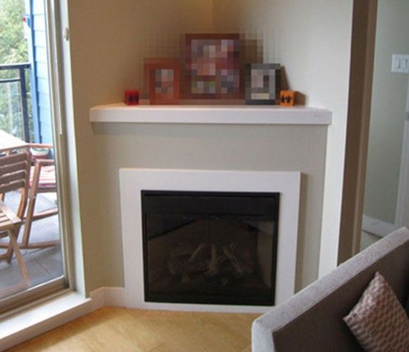 Corner fireplace ideas master bedroom bath redo pinterest Bedroom fireplace ideas
