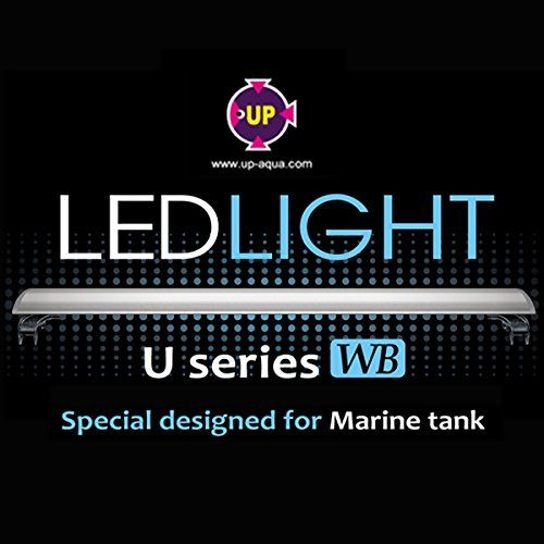 UP PROLEDUWB15 Aquarium Light for Marine Tank 45CM *** Continue to the product at the image link.