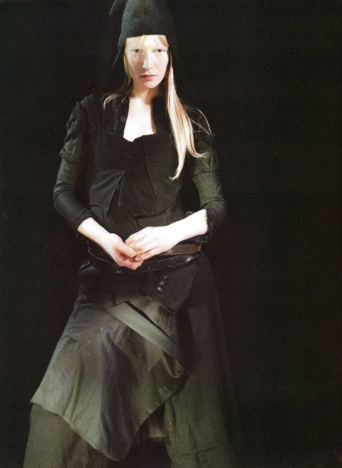 Revelation' Kirsten Owen by Richard Bush for DUTCH Magazine, May/June 2002