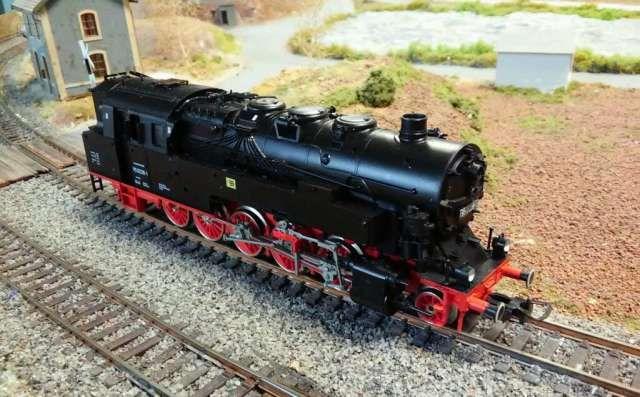 MIL ANUNCIOS.COM - Locomotora vapor 1 5 1T BR 95 DR H0
