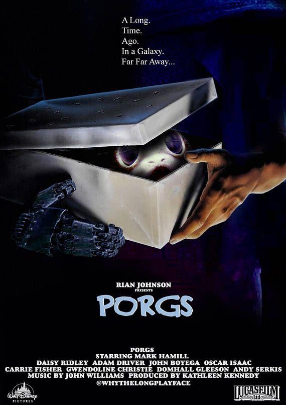 Mixing Star Wars with the movie Gremlins poster . Print is A3 Size featuring a Porg and Luke Skywalker. #starwars #porg #porgs #lastjedi#mashup #photoshop #parody #album #cover #lp #record #vinyl #scifi #nerd #music #movie #geek #funny #movies #film #movie #films #mashupart #onesheet #cinema #albumcover #album #cover #lp #record #vinyl#lukeskywalker #hansolo #princessleia #r2d2 #c3po #darthvader #chewbacca #harrisonford #carriefisher #markhamill #daisyridley #johnboyega #whythelongplayface