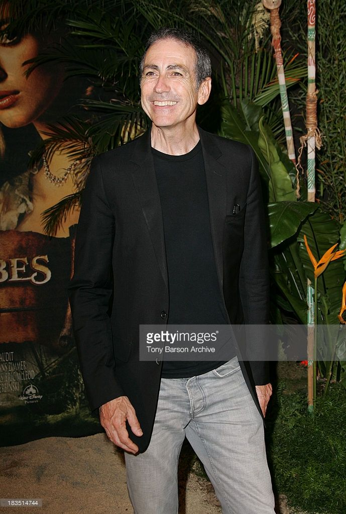 Alain Chamfort during Pirates of The Caribbean: Dead Man's Chest Paris Premiere at Gaumont Marignan Theater in Paris, France.