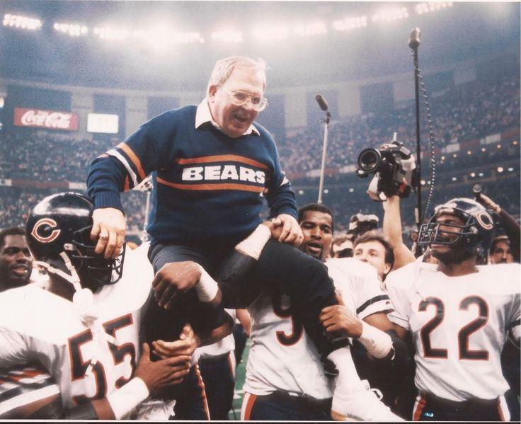 Buddy Ryan Victorious #NFL #Chicago #Bears Unsigned 8x10 Photo from $4.99