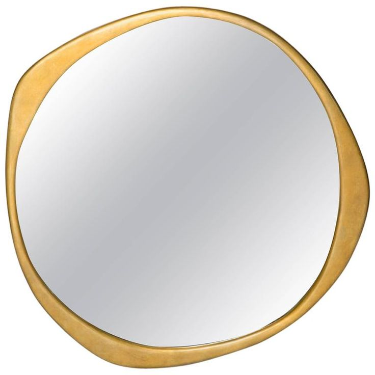 A. Cepa Mirror by Konekt   From a unique collection of antique and modern wall mirrors at https://www.1stdibs.com/furniture/mirrors/wall-mirrors/