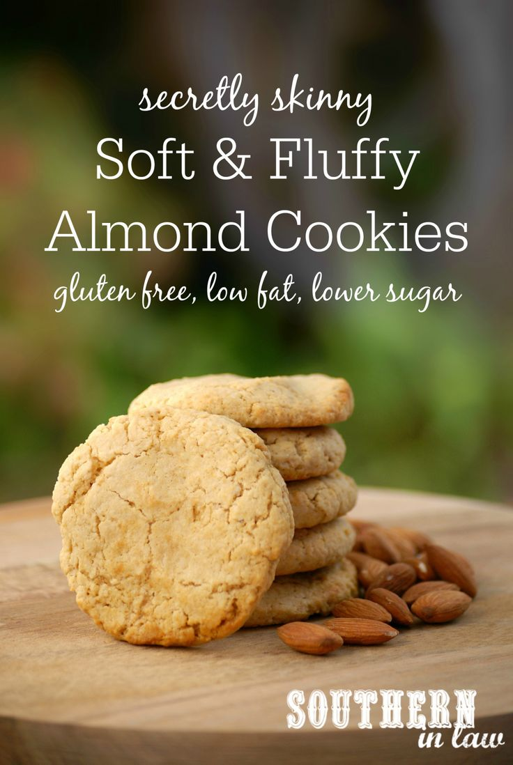 ... Almond Meal Cookie Recipe is low fat, gluten free, low sugar and one