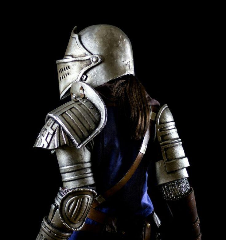 how to get elite knight set in dark souls 2