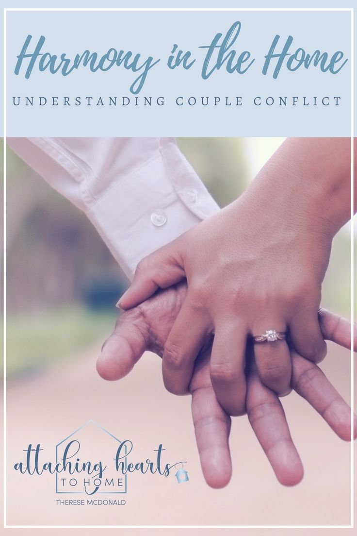 harmony in the home: Understanding couple conflict