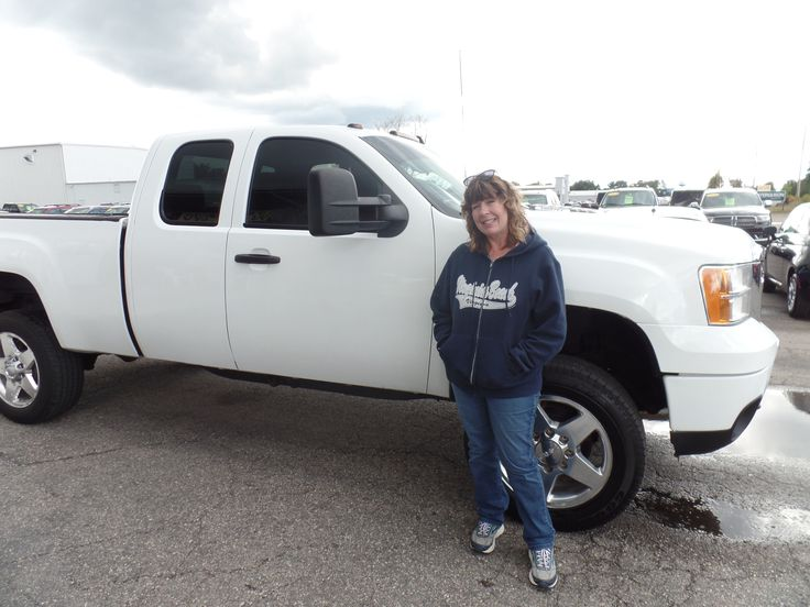 """""""Bruce Laufer was awesome sales representative. Everyone was very courteous. Happy customer! Will come here again!"""" -Grace W. Thanks Grace, and a BIG thanks from the Auto Group! We appreciate the opportunity to earn your business, and hope you enjoy your new GMC Sierra 2500!"""