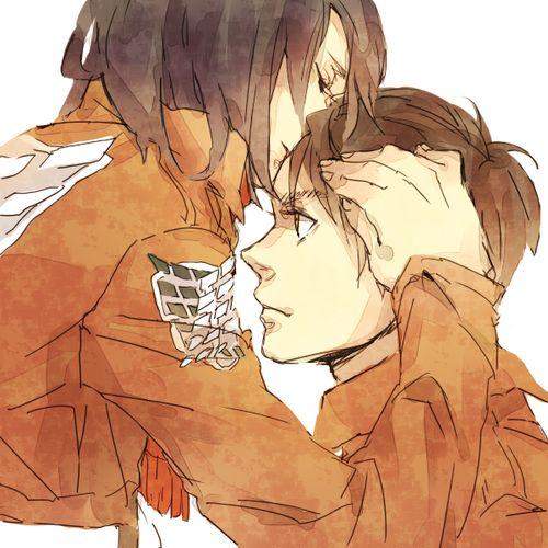 hero dream eren and mikasa relationship