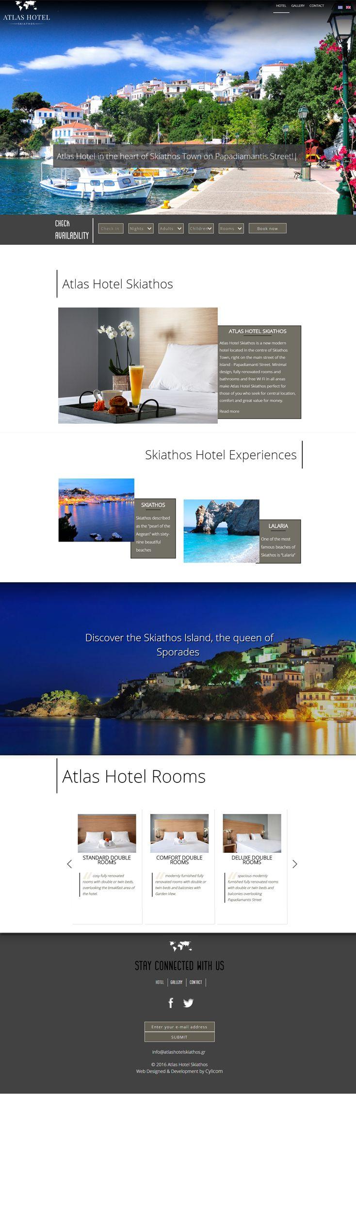 Atlas hotel   #website# by Cylicom